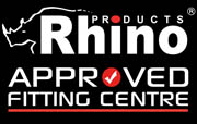 Rhino Products Approved Fitting Centre